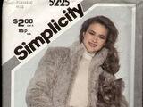 Simplicity 5225 A