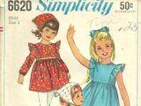 Simplicity 6620 B