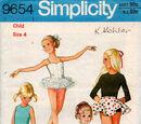 Simplicity 9654 A