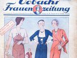 Vobachs Frauenzeitung No. 10 Vol. 35 1932