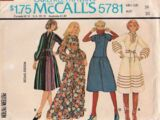 McCall's 5781 A
