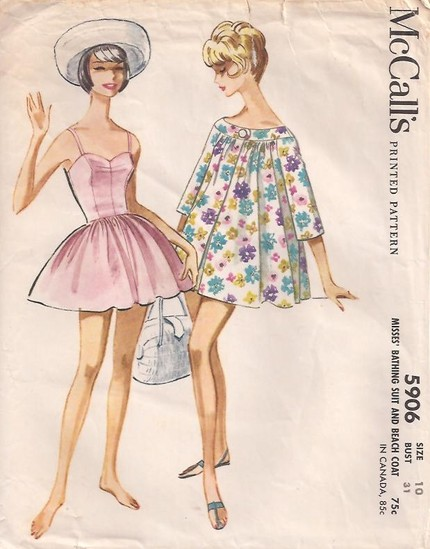 McCall\'s 5906 | Vintage Sewing Patterns | FANDOM powered by Wikia