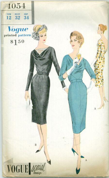 Vogue 4054