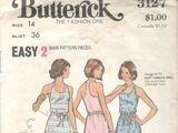 Butterick 3127 B