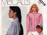 McCall's 3319 A