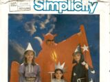 Simplicity 6672 B