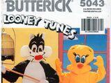 Butterick 5043 B