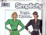 Simplicity 8167 A