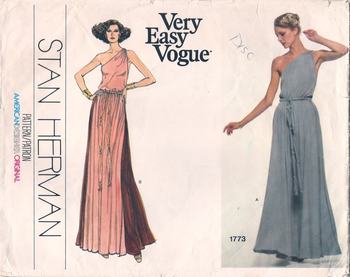 Vogue 1773 | Vintage Sewing Patterns | FANDOM powered by Wikia