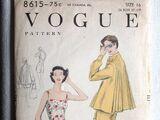 Vogue 8615 A