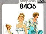 Simplicity 8406 B