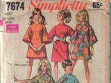 Simplicity 7674
