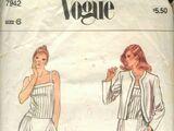 Vogue 7942 A