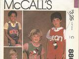 McCall's 8867 B
