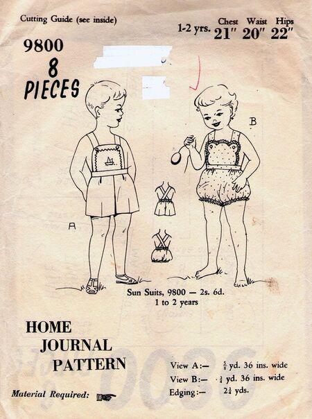 Aust home journal 9800