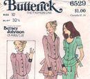 Butterick 6529 A