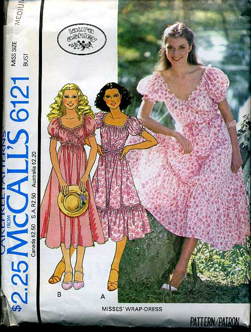 92c5cf27d0d5 McCall's 6121 A | Vintage Sewing Patterns | FANDOM powered by Wikia