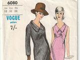 Vogue 6080 A
