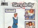 Simplicity 8593 A
