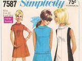 Simplicity 7587