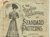 The Handy Catalog of Standard Patterns Autumn and Winter 1905-1906
