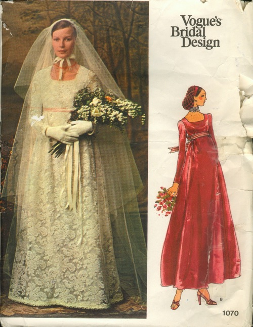Vogue 1070 | Vintage Sewing Patterns | FANDOM powered by Wikia