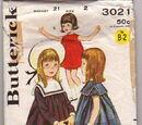Butterick 3021