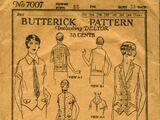 Butterick 7007