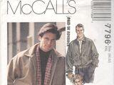 McCall's 7796 A