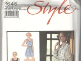 Style 1646 A