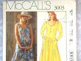 McCall's 3003 A