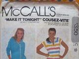 McCall's 7507 A
