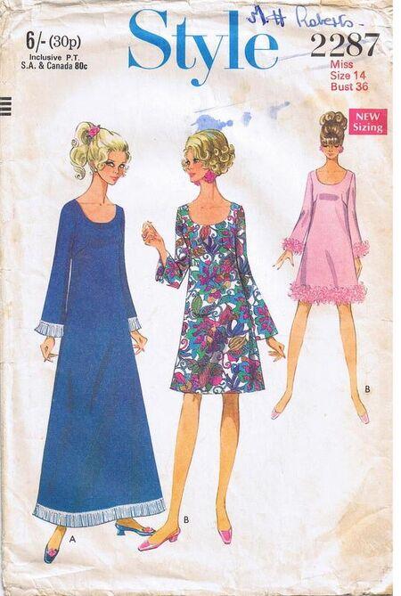 Style 2287 Dress