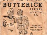 Butterick 5796 C