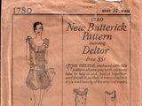 Butterick 1780