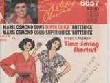 Butterick 6657 A