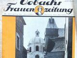 Vobachs Frauenzeitung No. 45 Vol. 36 1933