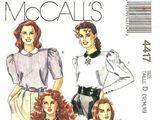 McCall's 4417 B