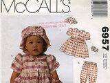 McCall's 6957 B