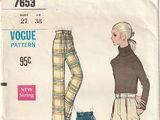 Vogue 7653 A