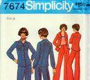 Simplicity 7674 B