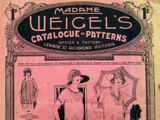 Madame Weigel's Catalogue of Patterns ca. 1922