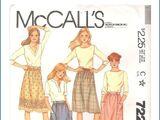 McCall's 7229 A