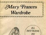 Hobby House Mary Frances Wardrobe
