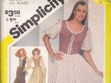 Simplicity 5392 A