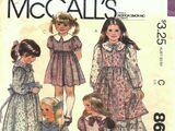 McCall's 8681