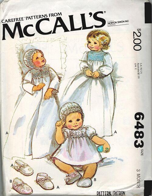 McCall's 6483 Ch B