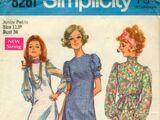 Simplicity 8261