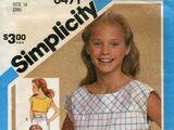 Simplicity 6471 A