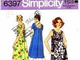 Simplicity 6397 A